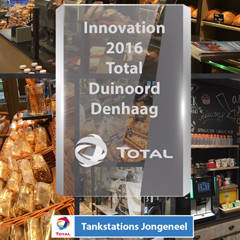 Service Station Duinoord beloond met de Total innovation award!